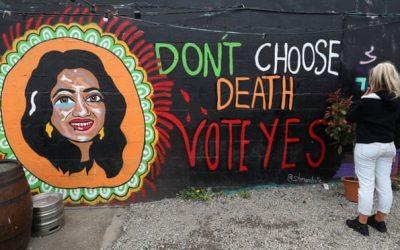 Ireland's abortion referendum is revolutionary politics, whoever wins