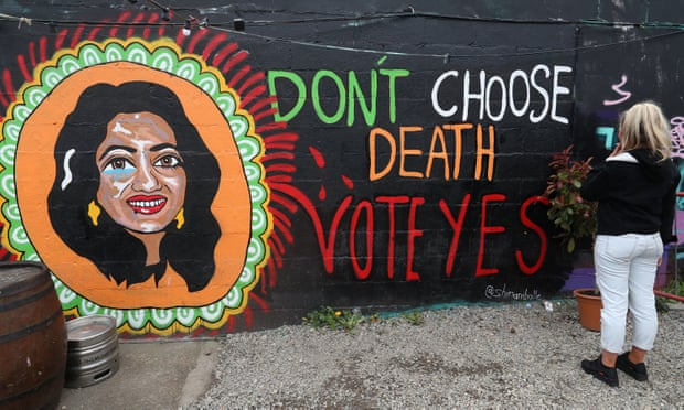 Ireland's abortion referendum is revolutionary politics, whoever wins