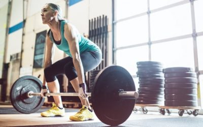 Large butts, big thighs: how weightlifting empowers women