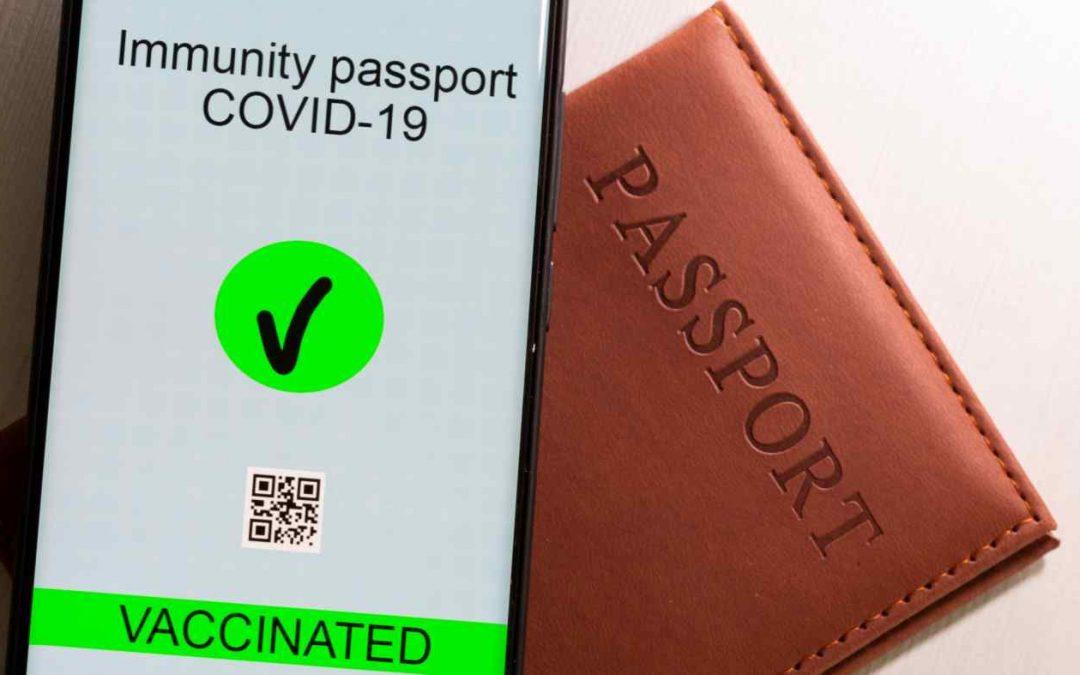 Vaccine passports are catnip for Big Tech